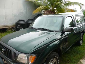 Belize Cars